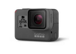 GoPro 5 Black priekis